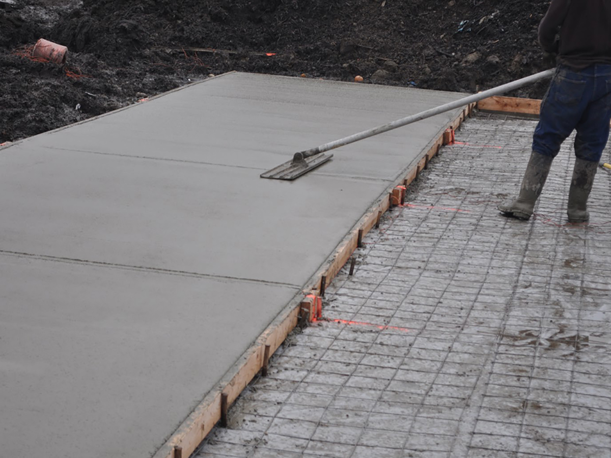 Calculator - Parmer Metered Concrete